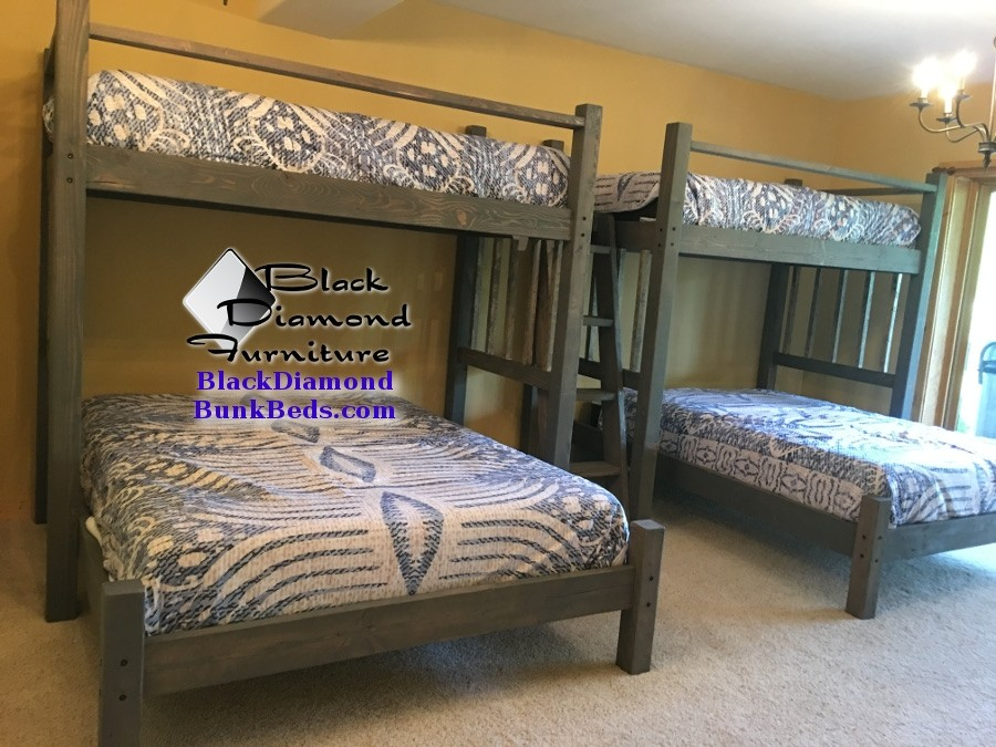 Cape Cod Custom Bunk Bed