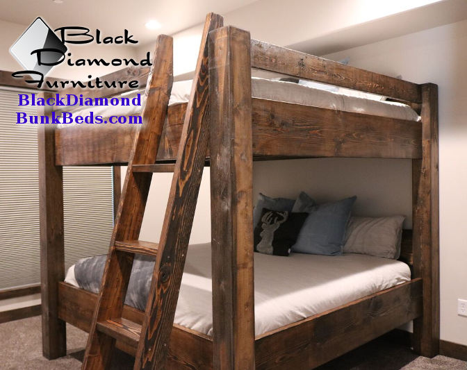 Mammoth Custom Bunk Bed