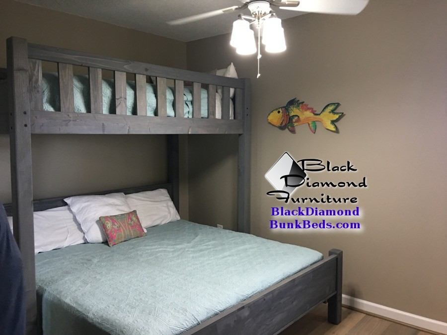 Promontory Custom Bunk Bed