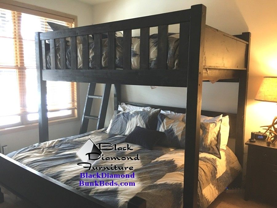 Promontory Custom Bunk Bed Park City Custom Bunk Beds