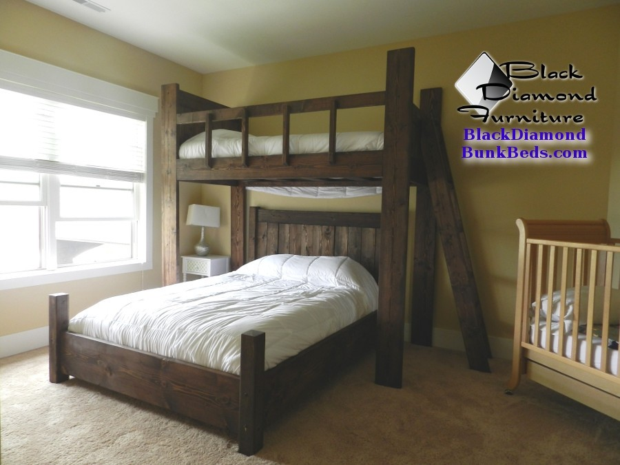 Colorado River Custom Bunk Bed