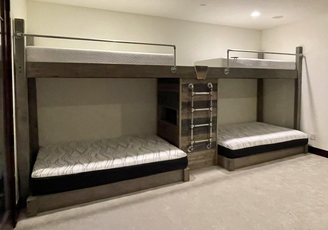 Keystone Quad Bunk Bed