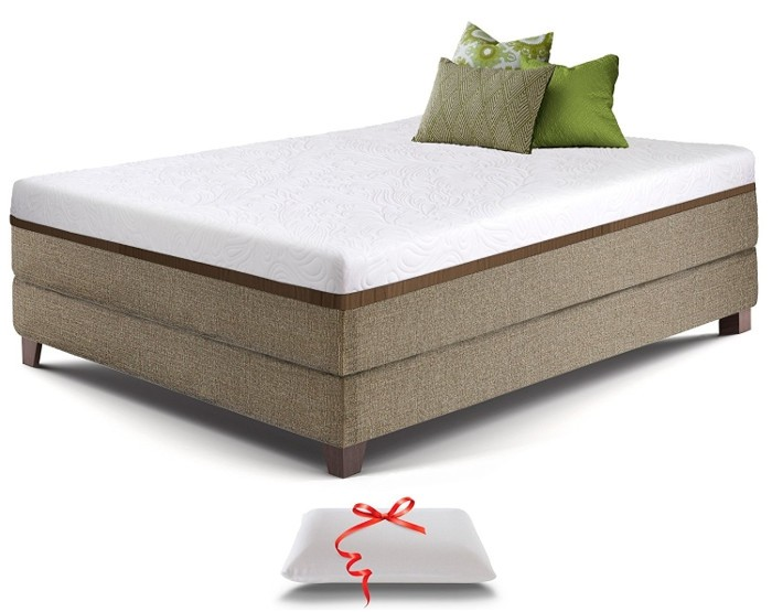 Park City Comfort Luxury Memory Foam Mattress with Cooling Gel