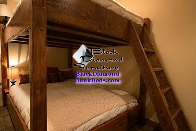 Park City Bunk Bed Queen