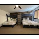 Big Sky Quad Bunk Bed