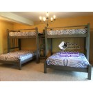 Cape Cod Quad Bunk Bed
