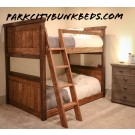 Silver Summit Parallel Custom Bunk Bed for Adults and Kids