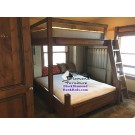 Main Street Perpendicular Bunk Bed