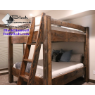 Mammoth Queen or King Bunk Bed