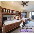 Promontory Quad Bunk Bed