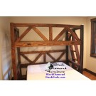 Timberbunk Perpendicular Bunk Bed