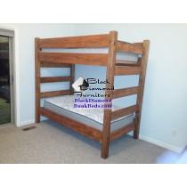 Cedar Panel Twin over Twin
