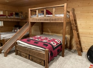 Timberlake bunkbeds