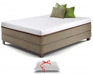 Park City Comfort Luxury Memory Foam Mattress with Cooling Gel