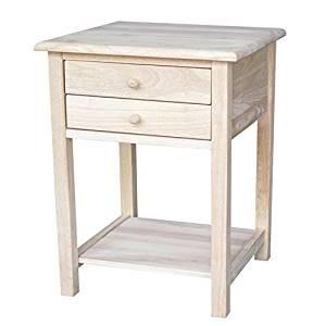 2 Drawer Nighstand