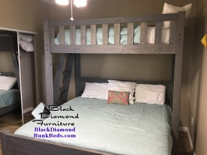 Twin over King Promontory Bunk Bed