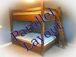 Parallel Bunk Beds